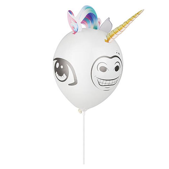 Besondere Geschenkideen aus der Region: LED-Einhorn-Ballon