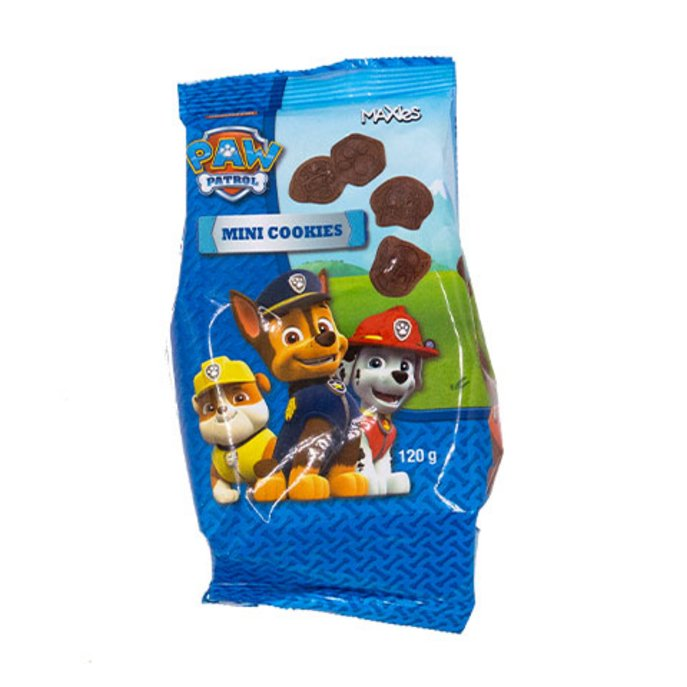 Paw Patrol Mini Cookies